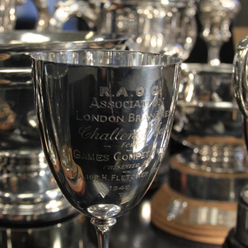 engraved personailsed trophies and awards