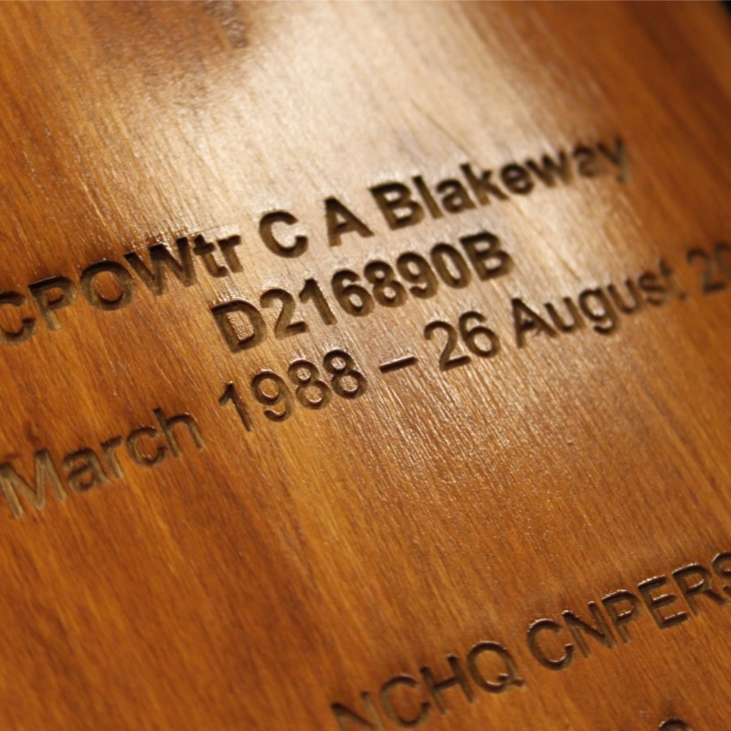 Personalised Engraved Cricket Bat, Bespoke, Custom award.